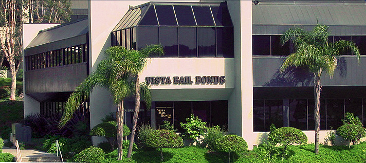 Vista Bail Bonds Office